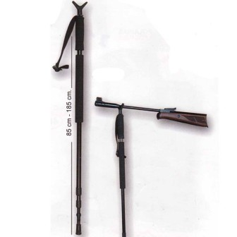 baston de caza de apoyo