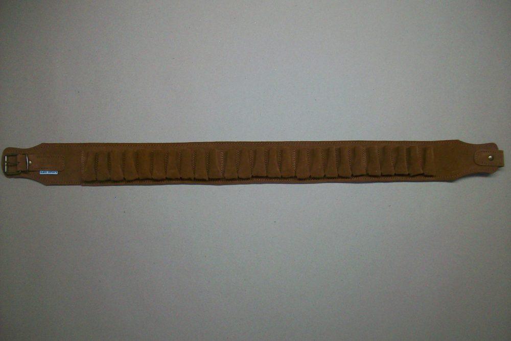 canana cartuchos en serraje cal. 12