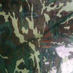 tela camuflaje