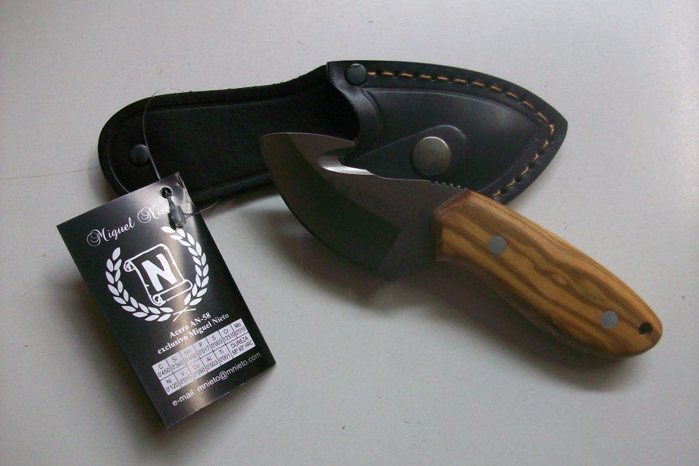 cuchillo desollador