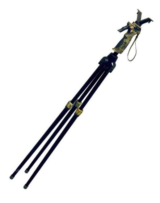 tripode hunting stick